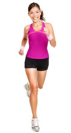 3 mal Fit! Fitness, Laufen, Schwimmen