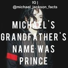 His grandson would become a King...