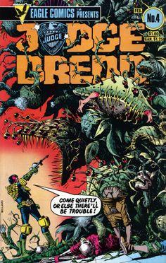 Judge Dredd 4 (Brian Bolland)
