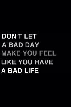 Some days..........