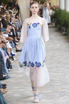 Luisa Beccaria Spring 2017 Ready-to-Wear Fashion Show