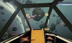 VR Games Review: CDF Starfighter