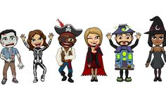 """Snapchat and Bitmoji team up to celebrate Halloween Read more Technology News Here --> http://digitaltechnologynews.com  Snapchat just got a lot spookier.  The social app unveiled fun Halloween costumes for your Bitmoji avatar Tuesday. In the true spirit of Halloween you will be able to upgrade your avatar's look to a pirate skeleton witch or zombie.   SEE ALSO: Snapchat reportedly snaps up Bitmoji app maker Bitstrips for $100 million  Hell you can even go """"trick-or-treating"""" virtually by…"""
