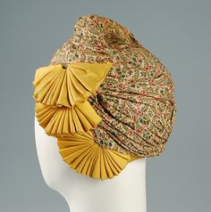 Sally Victor | Turban | American | The Met 1941