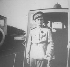 Tsarevich Alexei: 1916.