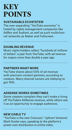 YouTube 3.0: Are They Paying Enough? (From the Magazine)
