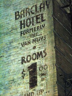 brick advertising los angeles | Recent Photos The Commons Getty Collection Galleries World Map App ...