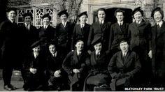 Bletchley Park names 'secret' World War II codebreakers (October 3, 2013)