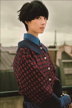 【海外スナップ】かわいすぎる♡外国人風おしゃれなショートカット・ショートヘアアレンジ画像まとめ60枚 - page2 | まとめアットウィキ - スマートフォン