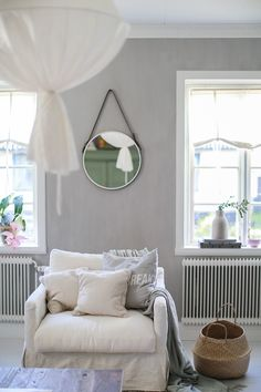 IKEA hack Gubi inspired mirror
