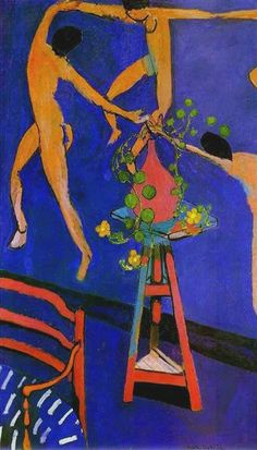 Henri Matisse, Nasturtiums with 'The Dance' II, 1912