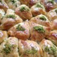Burma Baklava in a Mouth - Delicious Recipes Baklava Recipe, Potato Salad, Shrimp, Meat, Ethnic Recipes, Food, Amigurumi, Recipies, Essen