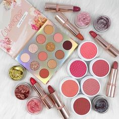 ColourPop Spring 2019 Collection - my most beautiful makeup list Beauty Tips For Skin, Beauty Skin, Beauty Makeup, Beauty Hacks, Makeup Geek, Natural Beauty, Makeup List, Makeup Guide, Bath Body Works