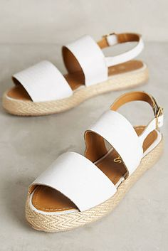Kaanas Double-Strap Sandals
