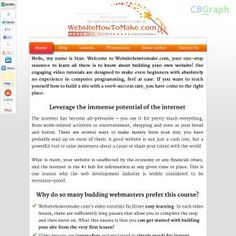 Videotutorials On How To Create Websites From Scratch To Launch. Adopted For Complete Beginners Also! See more! : http://get-now.natantoday.com/lp.php?target=positiveon