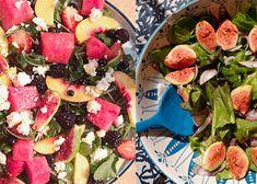 7 vinagretas para acompañar tus ensaladas de lechuga - Adelgazar en casa Healthy Salads, Healthy Recipes, Healthy Food, Vinaigrette, Fruit Salad, Cooking Recipes, Home, Avocado Salad