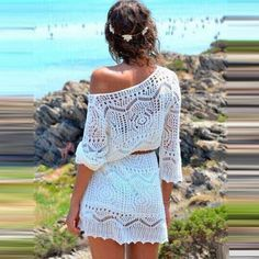 2016 Fashion Hot Selling Beach female tunic swimsuit summer beach cover up output to beach outings women beachwear cover ups
