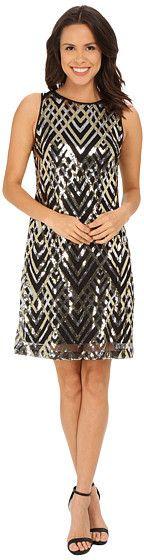 Jessica Howard One-Piece Sleeveless Shift Dress