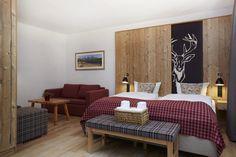 Superior Doppelzimmer    H+ Hotel Alpina Garmisch-Partenkirchen