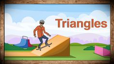 TYPES OF TRIANGLES SONG & MUSIC VIDEO - Acute - Right - Obtuse - Scalene - Isoceles & More ★ Save 70% by buying our full library of lesson materials and animated videos: https://www.teacherspayteachers.com/Product/Math-Worksheets-2200780 <-- Link Works