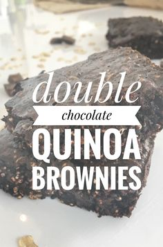 Double Chocolate Qui