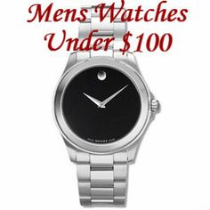 1000 images about mens watches under 100 on pinterest stainless steel watch fossil and for Watches under 100