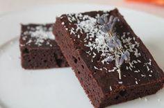 Bavím se zdravím: Fazolové brownies Brownies, Keto, Healthy, Food, Recipes, Recipies, Hoods