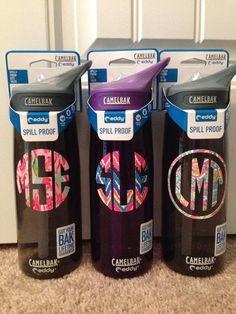 Lilly Pulitzer Camelbak by MooMooShop20 on Etsy, $26.00