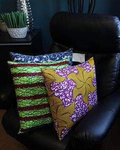 Excited to share the latest addition to my #etsy shop: Living Room Pillows - African Pillow Cover - Living Room Accents - Throw Pillow Case - Living Room Sofa - African Decor https://etsy.me/2H2usnn