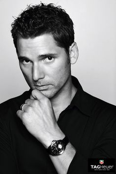 Eric Bana for Tag Heuer.