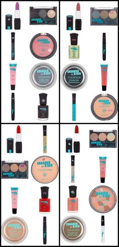 The Little Mix makeup collection!! I want it!