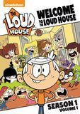 Welcome to the Loud House: Season 1 - Volume 1 [2 Discs] [DVD]