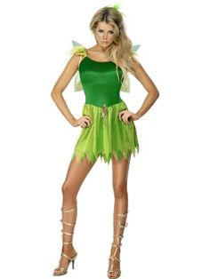 You can purchase a Women's Woodland Fairy Costume Set for costume parties from the Halloween Spot. This costume includes a sleek Dress, Headpiece and Wings. Angel Fancy Dress Costume, Adult Fancy Dress, Ladies Fancy Dress, Costume Dress, Costumes Uk, Adult Costumes, Costumes For Women, Komplette Outfits, Fancy Dress Outfits