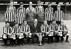 1969 Inter-Cities Fair Cup winners (now Europa League)