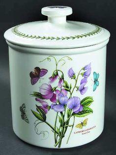 Porteirion Botanical Garden Cookie Jar