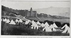 WELLINGTON COLLEGE CADETS 1907