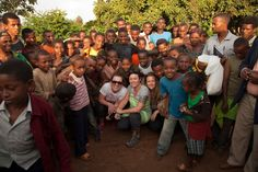 """Hope by Twelve """"that's a wrap!""""  in Hadero with our Roots Ethiopia family! www.rootsethiopia.org"""