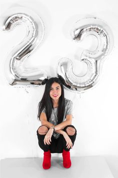 I just turned join the fun. 23rd Birthday, Happy Birthday Me, Birthday Celebration, Cute Birthday Pictures, Birthday Photos, Studio Photography Poses, Cover Photo Quotes, Birthday Photography, Photo Poses
