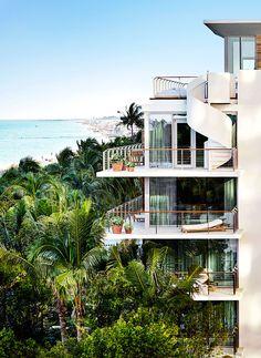 Guía de lujo: Hoteles en Miami