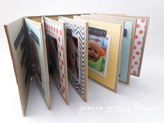 Janine Mattis Designs - Minialbum