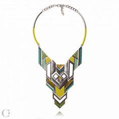 Chouette Necklace Statement Jewelry, Jewelry Accessories, Charmed, Bracelets, Fashion, Owls, Bangles, Moda, La Mode