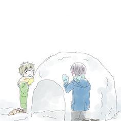 makoharu   free! eternal summer