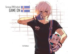 Iceland did their best in the Euro tournaments - I love their viking chant!