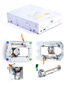 Step 1: X, Y and Z Axes costruire una stampante con pezzi di recupero
