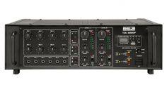 Ahuja TZA 4000DP Power Amplifier.