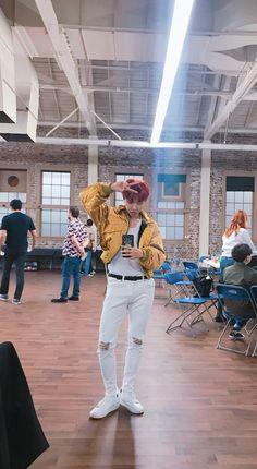 J-Hope ❤ [BTS Tweet] #BTSxRockinEve #jhope✌️ #BTS #방탄소년단