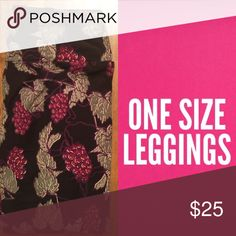 OS Leggings OS Leggings LuLaRoe Pants Leggings