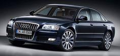Audi A8   Australian Hire Car & Limousine Network