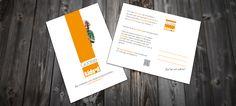 De opdracht van Hollandse Kids VOF was voor promotiekaarten welke ze op scholen, bij winkeliers etc. konden neerleggen. Op de voorkant zochten ze een leuke, opvallende vormgeving met tenminste het logo en de vermelding van de website: www.gooisekids.nl of www.apeldoornsekids.nl    Met dit ontwerp heeft ill graff design haar eerste grafische vormgeving wedstrijd gewonnen.