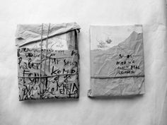wrapped in words. Ines Seidel